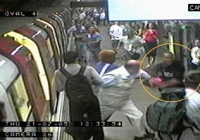 London Subway Bombing - 2005