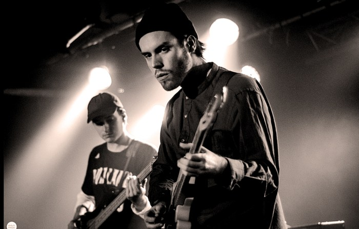 Wild Nothing - in concert at London Calling 2012 -Photo: Dimly Lit Stages