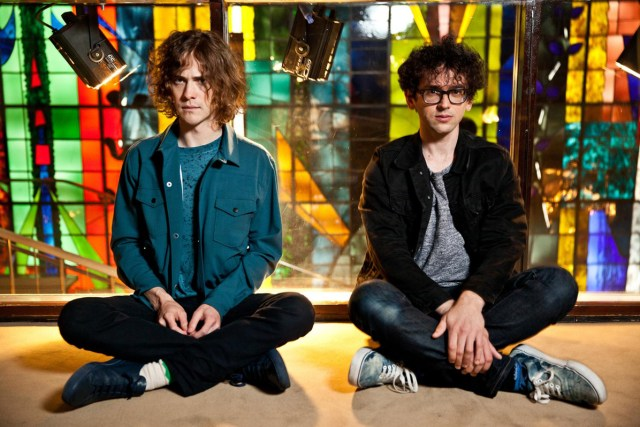 MGMT - In Concert at SOS4.8 Festival 2011 - Murcia,Spain