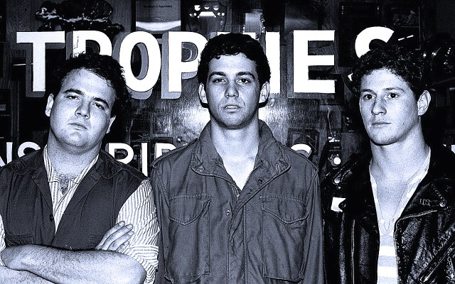 Minutemen -live at KPFK - 1982