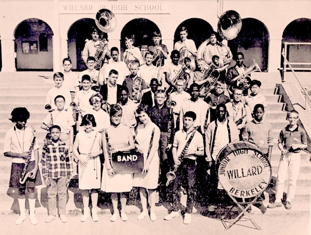 Willard Jr. Hi Band - 1964
