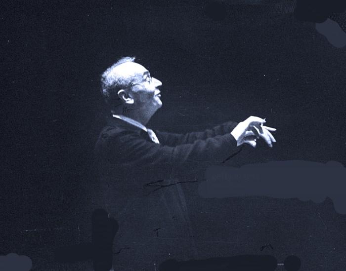 Serge Koussevitsky - 1944