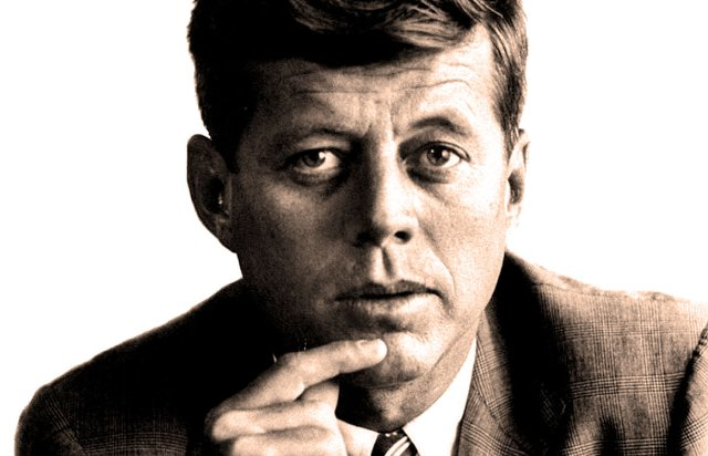 Senator John F. Kennedy - 1960