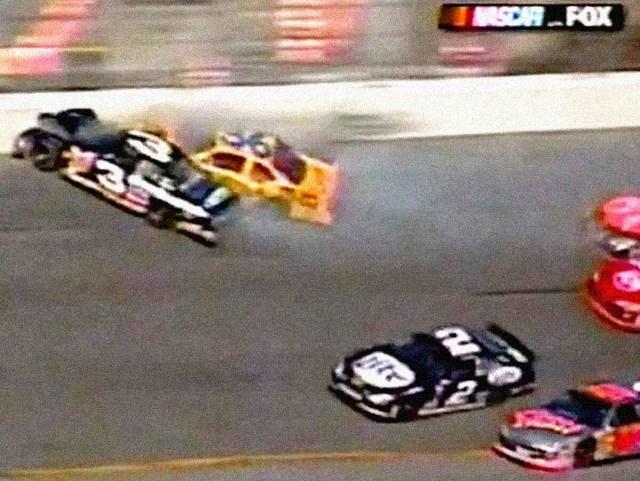 Daytona - Earndardt death