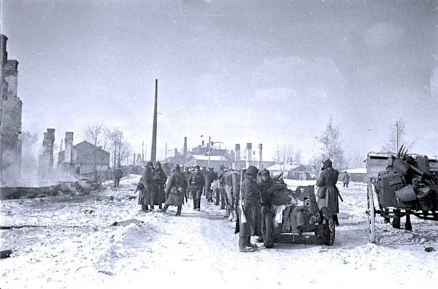 Viipuri, Finland - 1940