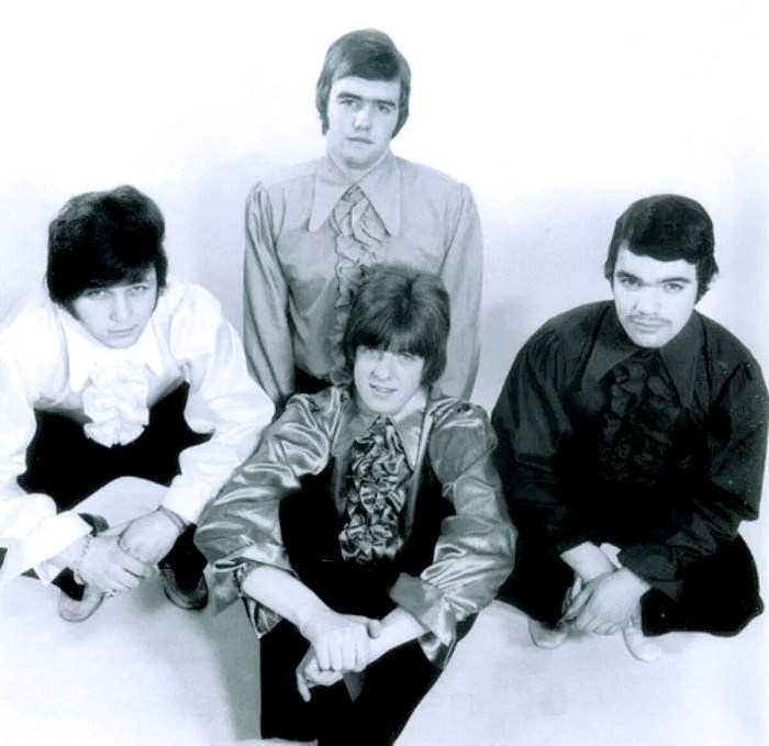 Kippington Lodge - Top of The Pops - 1967