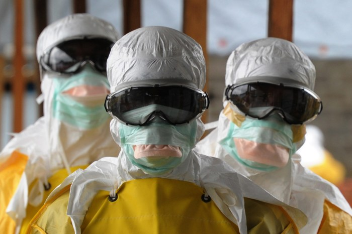 Ebola in West Africa