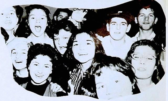 Teenagers - 1955