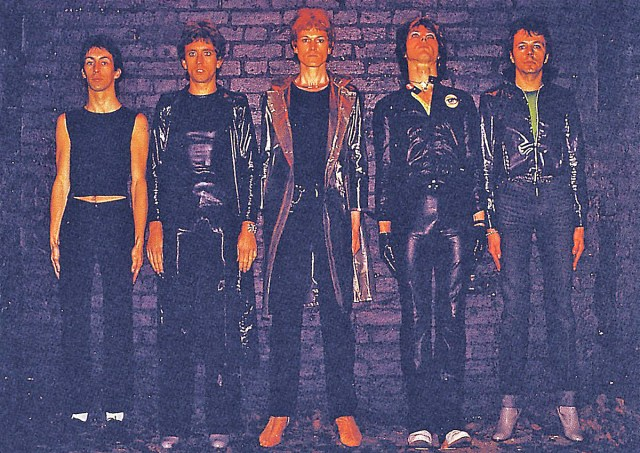 Ultravox! - live at The Marquee - London 1978