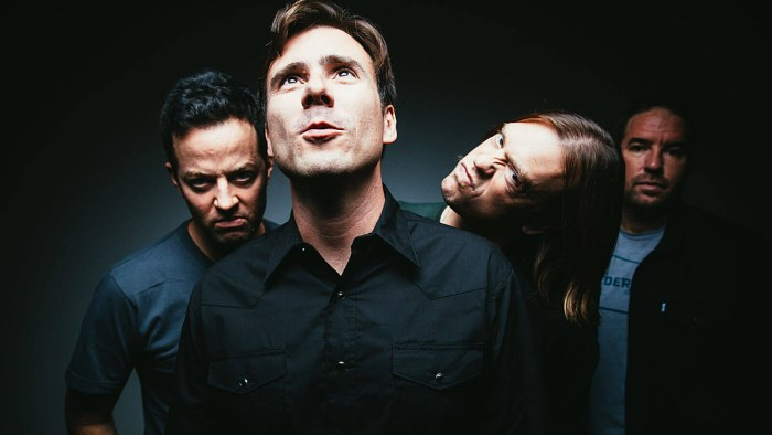 Jimmy Eat World - Live At Reading 2014