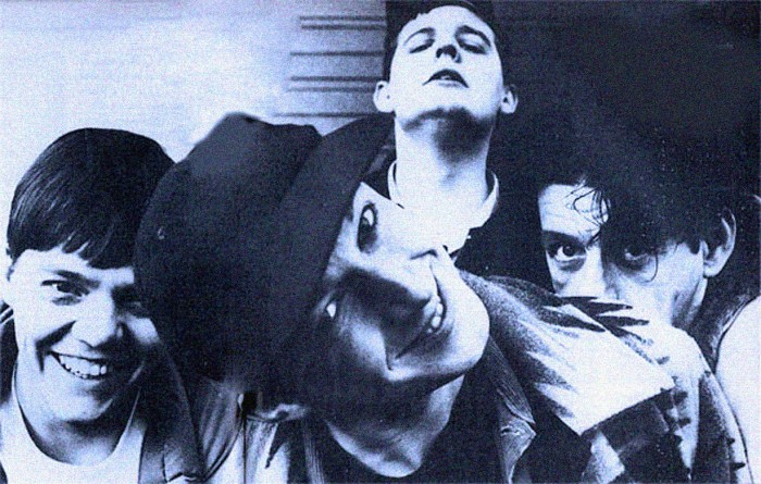 808 State - Live At Manchester International - 1990