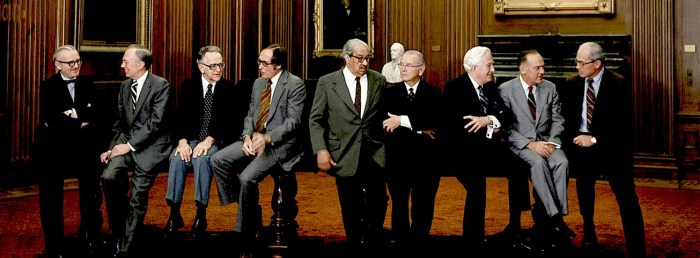 SCOTUS - 1977 (Getty Images)