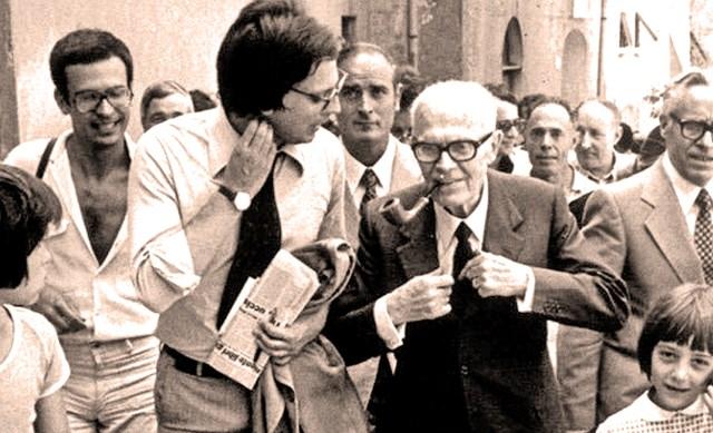 Sandro Pertini - Italian Elections
