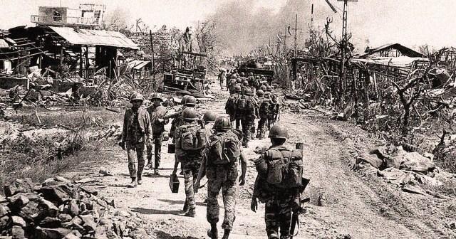 Quangtri - July 1972