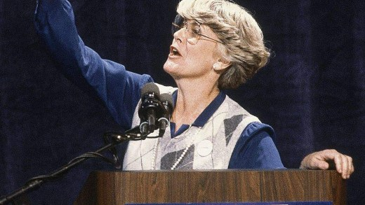 """August 12, 1984 – The Ticket Of Mondale-Ferraro – Reagan: """"Never Say Never"""" – A Bumper Crop Of Ragweed"""