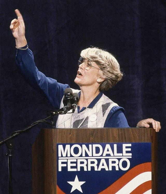 Geraldine Ferraro - 198