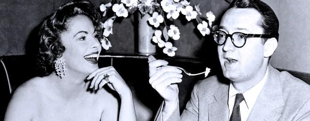 Jayne Meadows and Steve Allen - KHJ- 1965