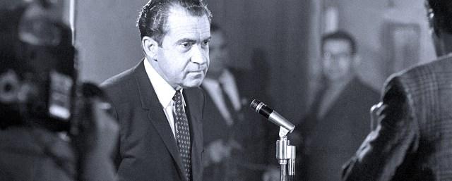 Nixon Press Conference