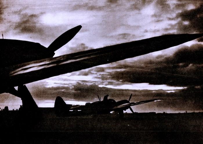 Somewhere in England - September 1940