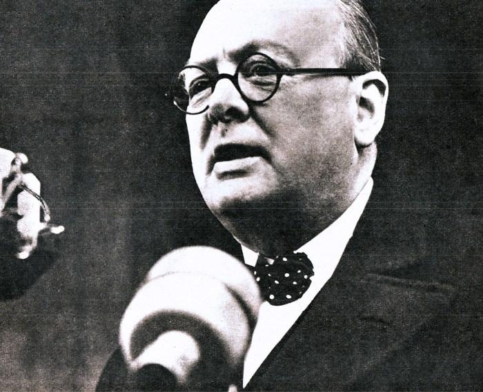 Winston Churchill - September 11, 1940