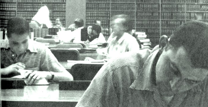 Universities - 1955