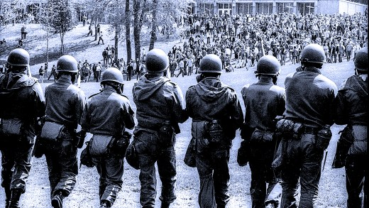 September 28, 1970 – Campus Protests – Campus Violence – Studies And Findings.