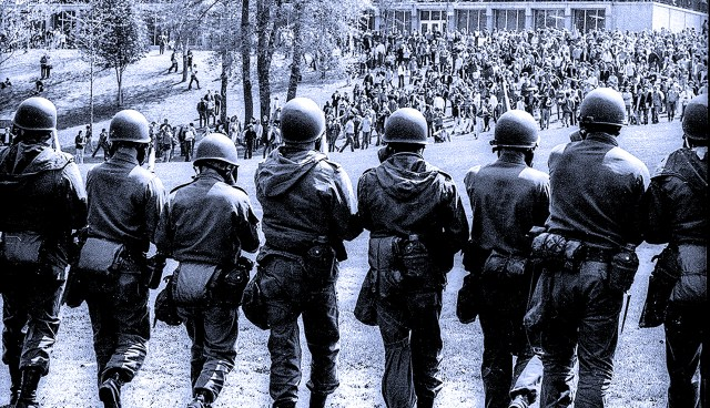 Kent State - National Guard - 1970