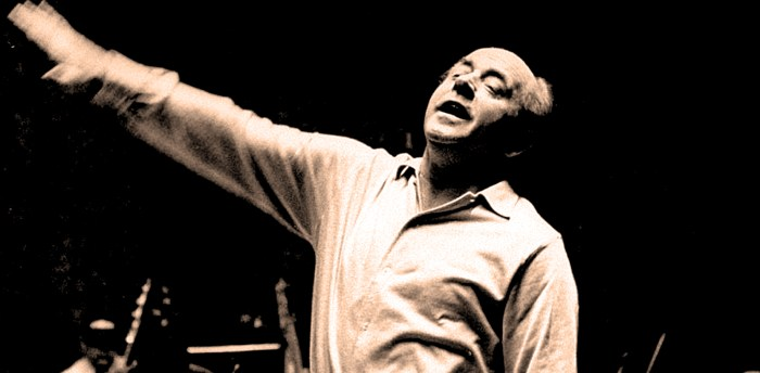 Eugene Ormandy - (Getty Images)