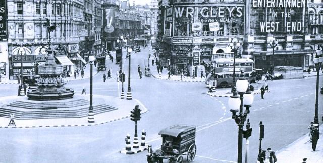 London - October 1939