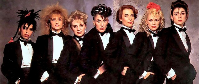 The Belle Stars - in concert - 1982