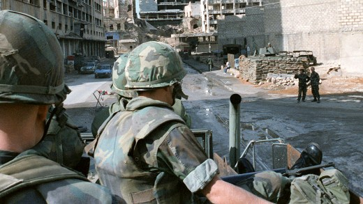November 23, 1983 – Soviets Walk Out In Geneva – Marines On Alert In Beirut – Tough Going To Grandmother's House This Thanksgiving.