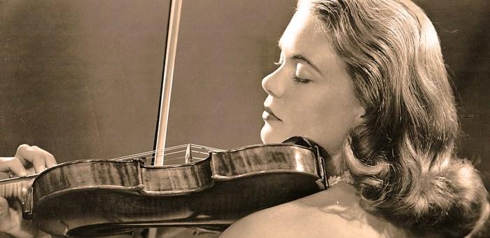 Camilla Wicks - in concert -1946