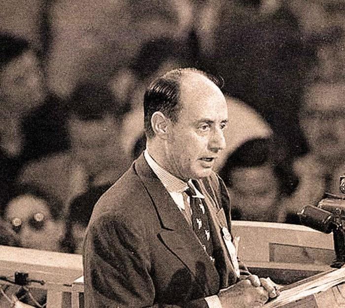 Adlai Stevenson - 1956 Campaign