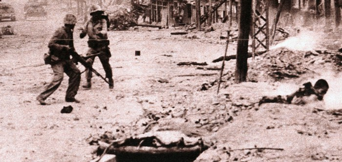 Korea - November-December 1950