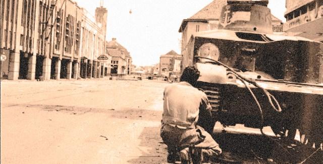 Streets of Surabaya - 1945