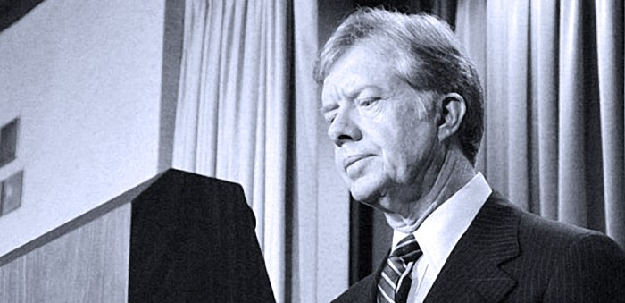 Jimmy Carter - Address on the Economy - March 14, 1980