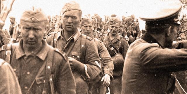 German Troops Invade Yugoslavia - 1941