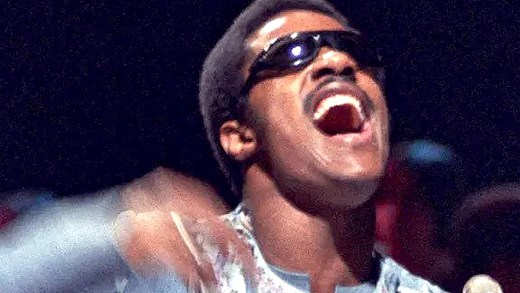 Stevie Wonder – Live In Germany – 1974 – Past Daily Backstage Pass