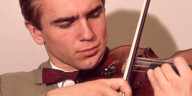 Viktor Tretyakov -violin