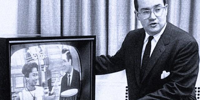 Newton Minow - former FCC Chairman - 1963
