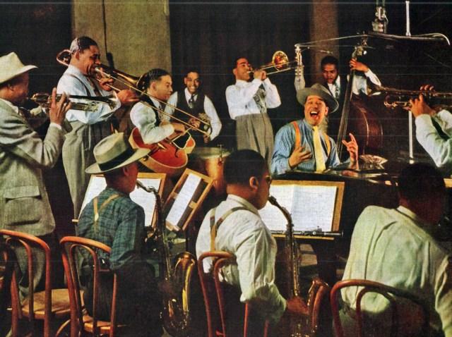 Duke Ellington - New Zanzibar, New York - 1945