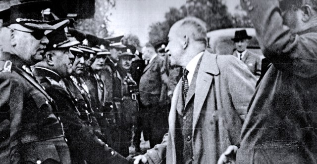 Edvard Benes and Czech Military