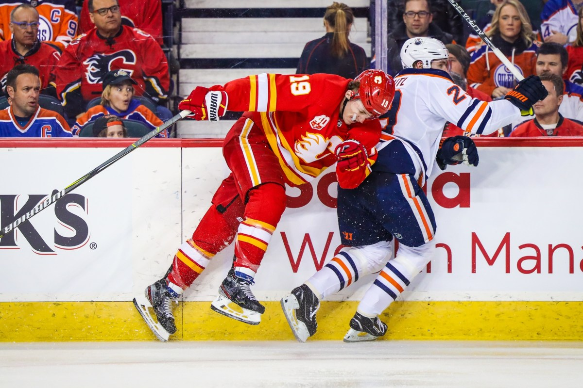 Game Preview 50 0 Edmonton Oilers Vs Calgary Flames 1pm Mt Snw