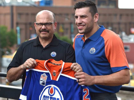 Throwback Thursday: This week five years ago, Edmonton Oilers draft Jesse Puljujarvi, trade Taylor Hall and sign Milan Lucic