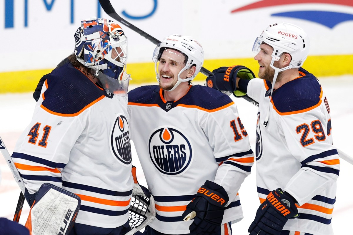 Edmonton Oilers 3 – Winnipeg Jets 0 — The Day After: Sometimes you just need a good nap