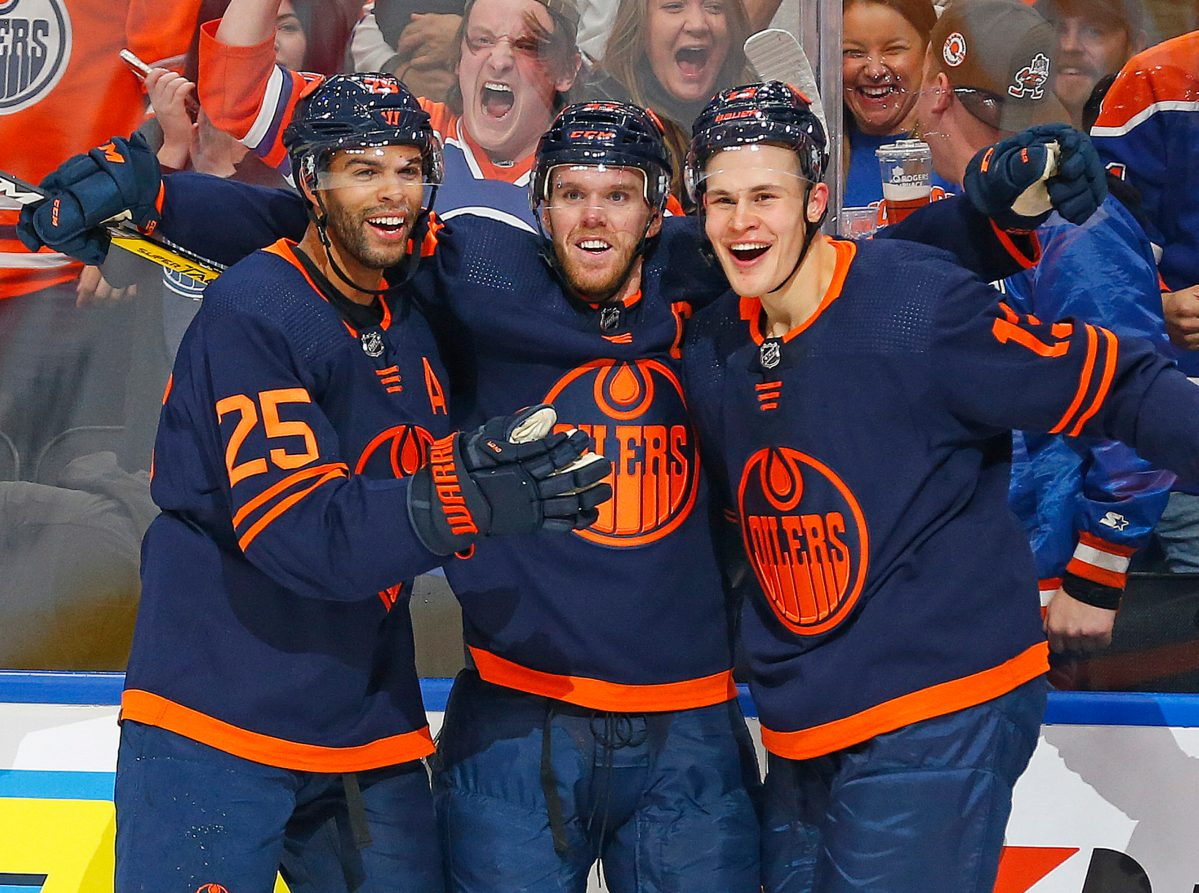 The Day After: Connor McDavid shines, but depth key in dominant win