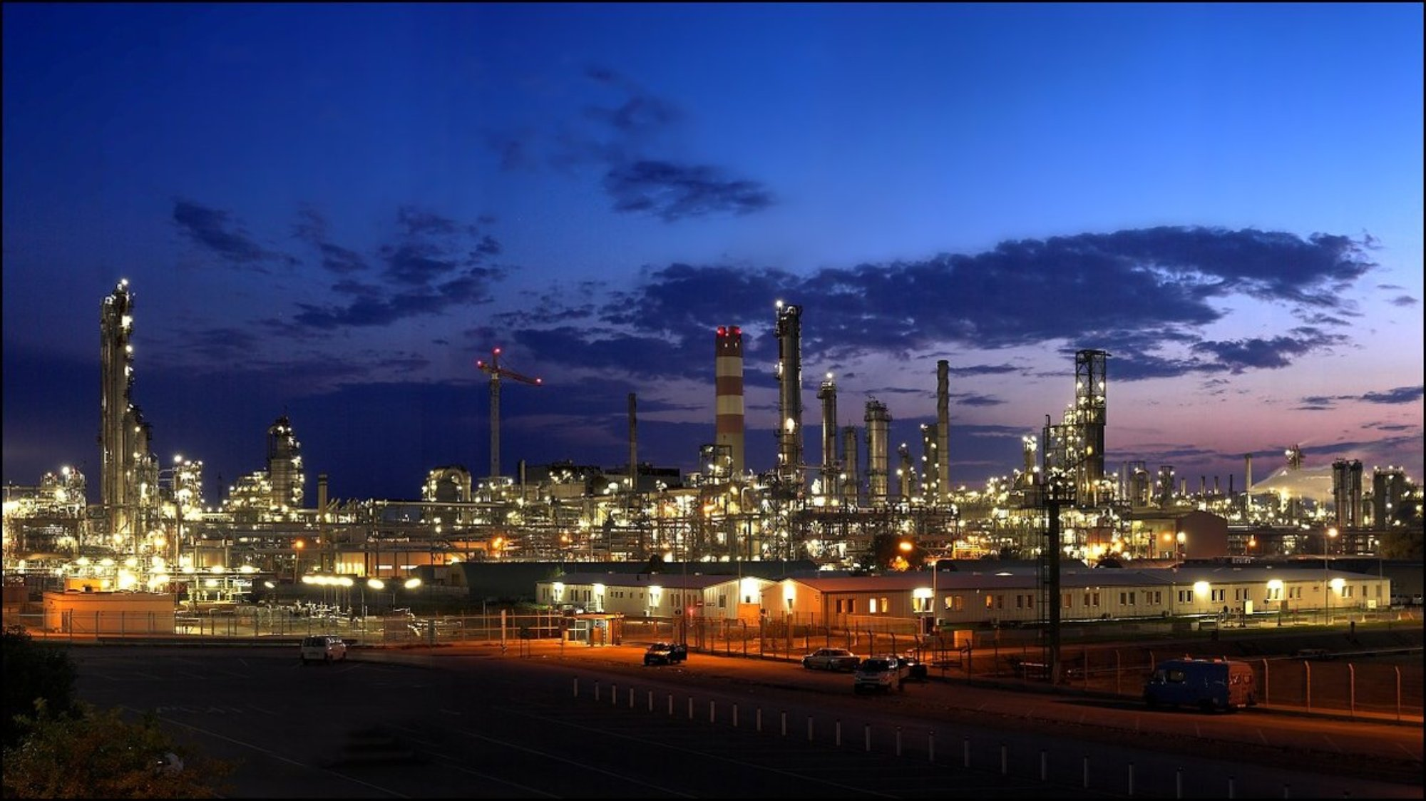 corpus christi refinery