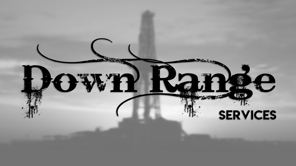 down range services logo