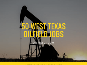 Jobs – OILFIELD1