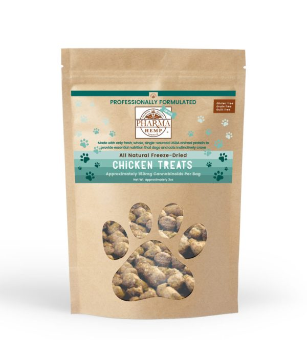 PHC 3oz Chicken Treat